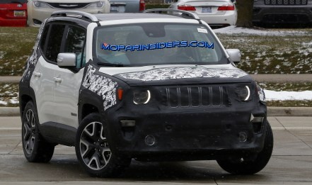 2019 Jeep Renegade Limited Prototype (Real Fast Fotography)