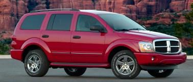 2006 Dodge Durango SLT 4x4. (FCA US Photo)