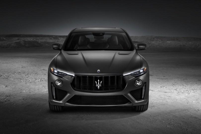 2019 Maserati Levante Trofeo. (Maserati)