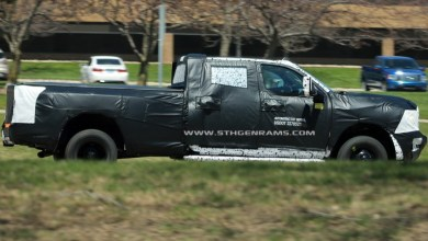 Photo of 5th Generation Ram HDs Caught Testing Again This Week: