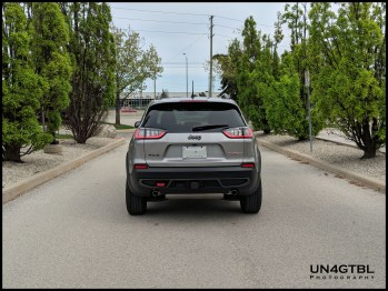 2019 Jeep Cherokee Trailhawk (UN4GTBL photo)