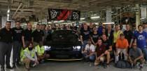 The Last 2018 Dodge Challenger SRT Demon at Brampton Assembly Plant. (FCA US Photo)