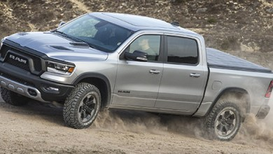 Photo of All-New 2019 Ram 1500 Rebel Production Is Well Underway: