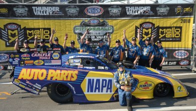 Photo of Double Win For Mopar NHRA Teams In Bristol: