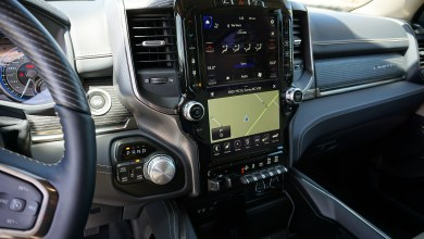 12-Inch Uconnect System Is Now Available On Big Horn Models