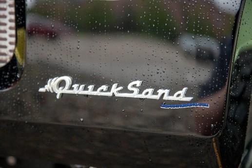 2017 Jeep Quicksand Concept. (MoparInsiders.com)