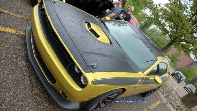 Photo of FCA Design Cars + Coffee: Concepts, Cars and Lots Of Rain: