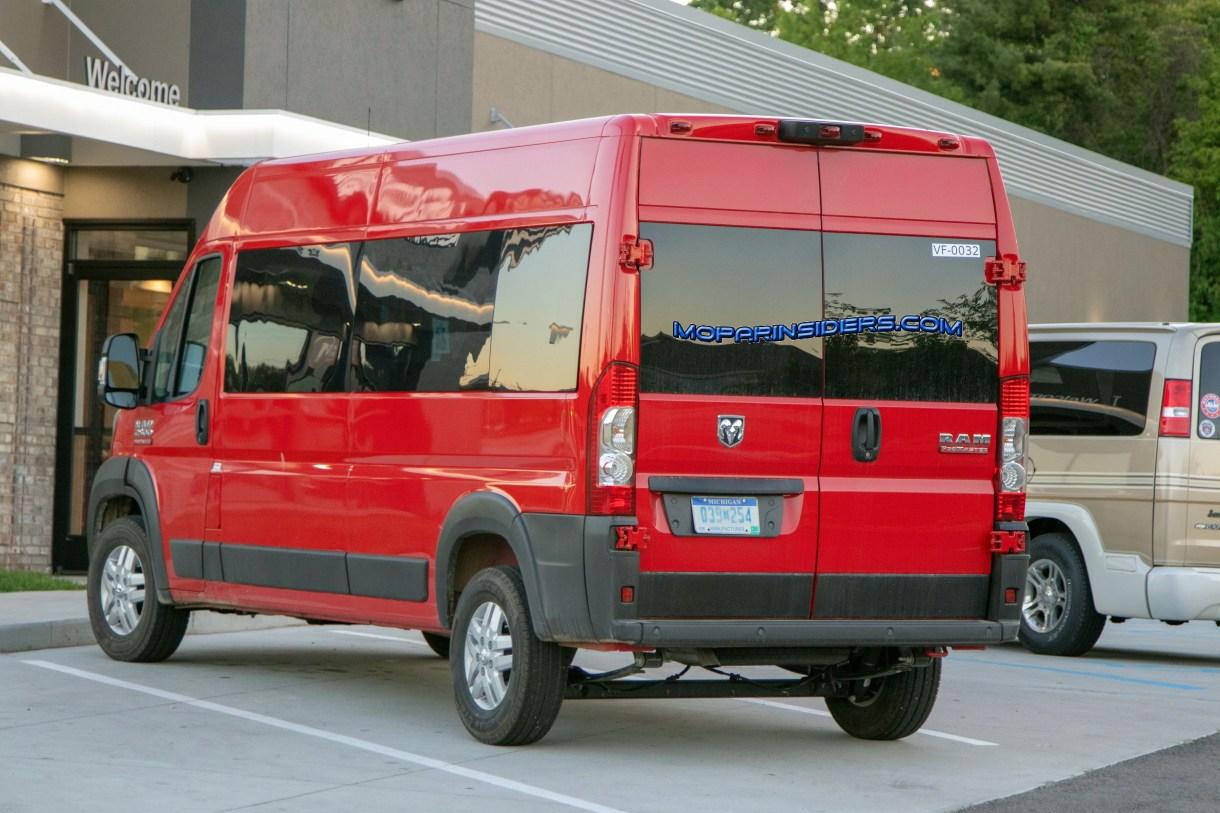 1996 Dodge Ram Van 2500 Towing Capacity