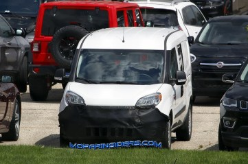2019 Ram ProMasterCity Prototype. (Real Fast Fotography)