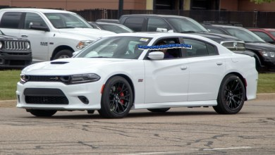 Photo of CAUGHT: 2019 Dodge Charger Scat Pack: