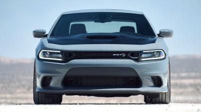 2019 Dodge Charger SRT HELLCAT. (FCA US Photo)
