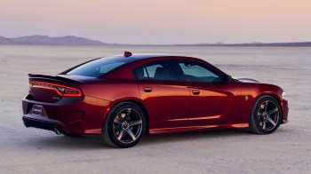 2019 Dodge Charger SRT HELLCAT. (FCA US Photo)