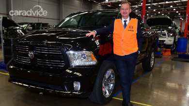 Photo of ASV Builds First Ram 1500 In Australia…