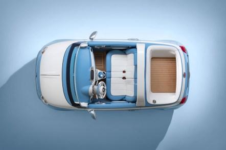 "Fiat 500 ""Spiaggina '58 Concept. (FCA)"