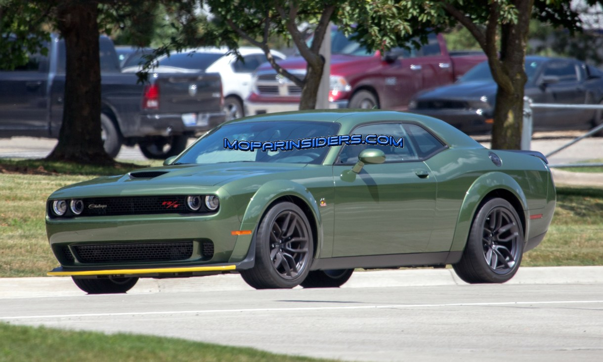Is The 2019 Dodge Challenger R T Scat Pack Widebody Worth The Money