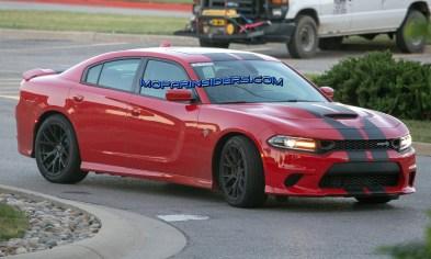 2019 Dodge Charger SRT HELLCAT. (MoparInsiders)