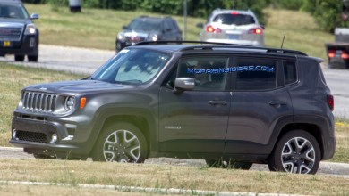 Photo of 2019 Jeep Renegade: We Have The Details About The North American Version: