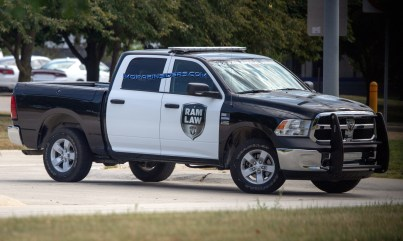 2019 Ram 1500 Special Service Vehicle (SSV). (Mopar Insiders)