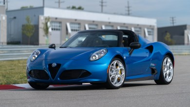 Photo of 2019 Alfa Romeo 4C Spider Information Released: