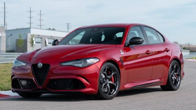 Photo of 2019 Alfa Romeo Giulia Nero Edizione Package: