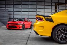 2019 Dodge Charger Daytona 392 (left) and 2019 Dodge Charger Daytona (right). (Dodge).