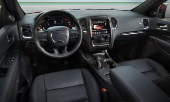 2019 Dodge Durango R/T. (Dodge)