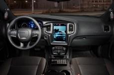 2019 Dodge Charger Pursuit. (FCA Fleet)