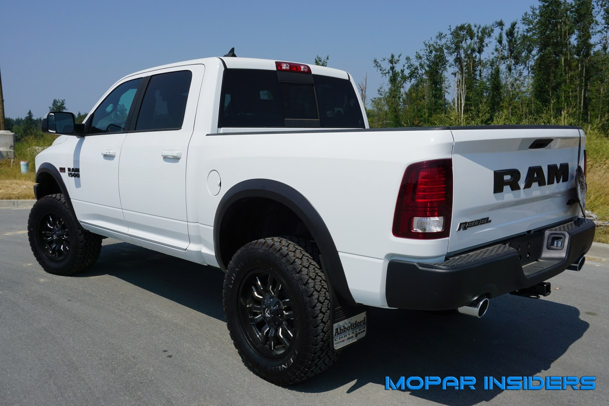 Lifted Rebel