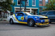 Wesley Motorsports 2018 Dodge Challenger SRT HELLCAT Widebody Race Car. (Mopar)