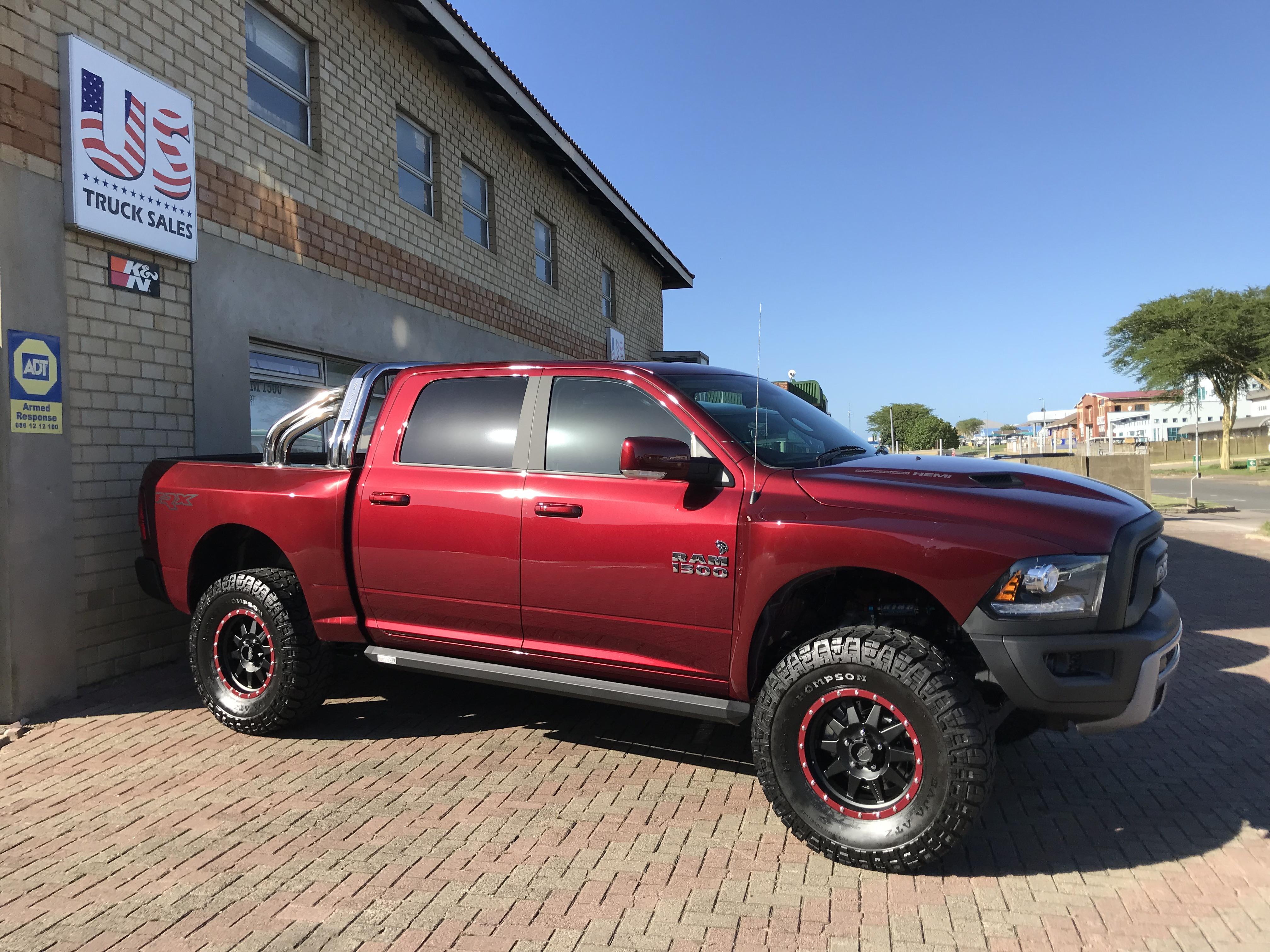 Dodge Ram Rebel Trx Price >> Meet The Company Building Hellcat Rebel Trx Replicas