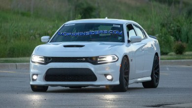 Photo of SPOTTED: 2019 Dodge Charger R/T Scat Pack Night Testing: