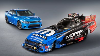 Photo of Mopar & Dodge//SRT Unveil New Charger SRT HELLCAT NHRA Funny Car: