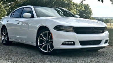 Photo of Owners Perspective: Dodge Charger SXT: