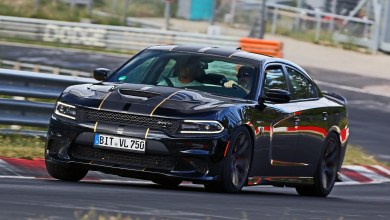 Photo of See A Charger SRT HELLCAT Tackle The Nürburgring Nordschleife: