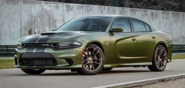 2019 Dodge Charger SRT HELLCAT. (Dodge).