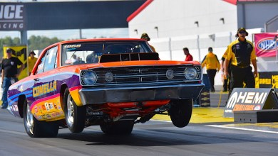 Photo of Record 30-Car Field To Compete In 2018 NHRA Dodge HEMI Challenge: