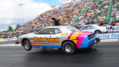 Photo of Challenger Drag Pak Driver Mark Pawuk Talks About His Return To Drag Racing: