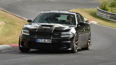 Photo of See A Charger SRT HELLCAT Run The German Autobahn: