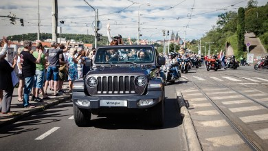 Photo of Jeep® & Harley-Davidson® Together At The 21th European Bike Week: