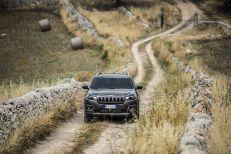 2019 Jeep Cherokee Limited Euro-Spec 4x4. (Jeep).