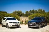 2019 Jeep Cherokee Limited and Overland Euro-Spec 4x4. (Jeep).