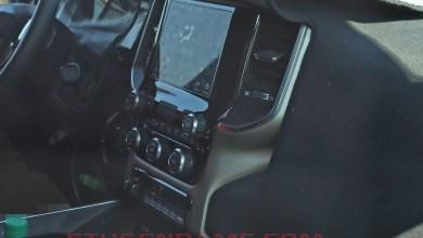 Photo of CAUGHT: 2019 Ram Heavy Duty Interior Exposed: