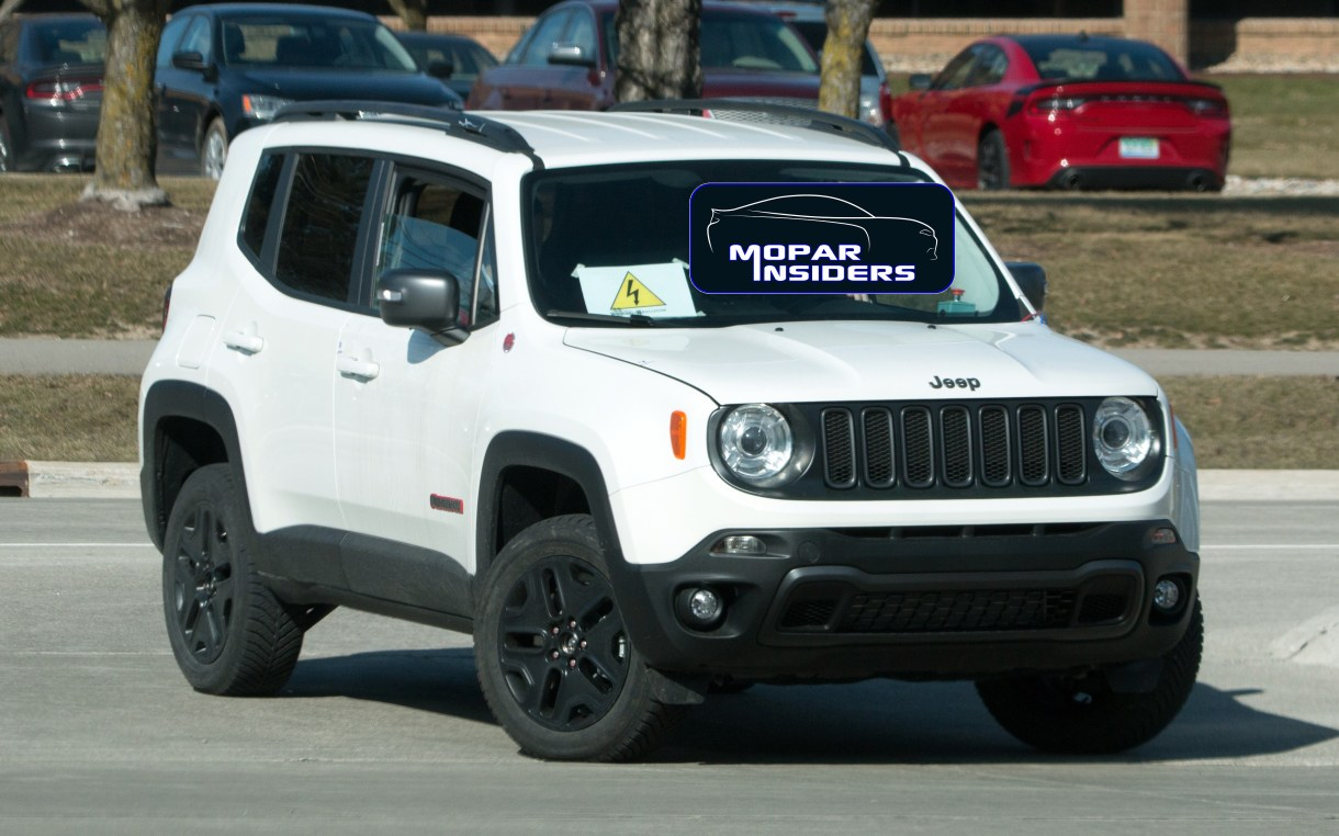 The 2020 Jeep Renegade Will Offer A Phev Variant Mopar Insiders