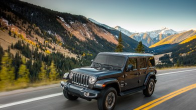 Photo of 2019 Jeep Wrangler Wins Motor Trend's SUV Of The Year Honors: