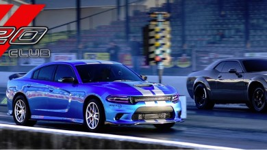 Photo of Dodge Announces 1320 Club for Drag Racing Enthusiasts at SEMA: