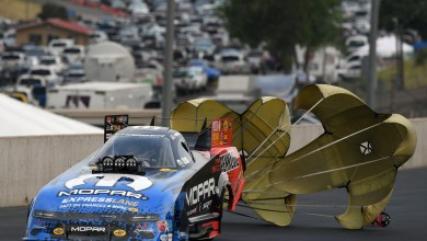 Photo of Mopar Dodge//SRT NHRA Mello Yello Drag Racing Series: Notes & Quotes: