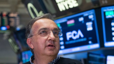 """Photo of Marchionne Wins """"World Car Person of the Year"""" Award:"""