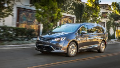 Photo of RECALL: 2017-2018 Chrysler Pacifica Hybrid Models: