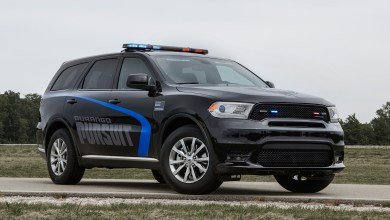 Photo of The 2019 Dodge Durango Pursuit Is Ready For Duty!