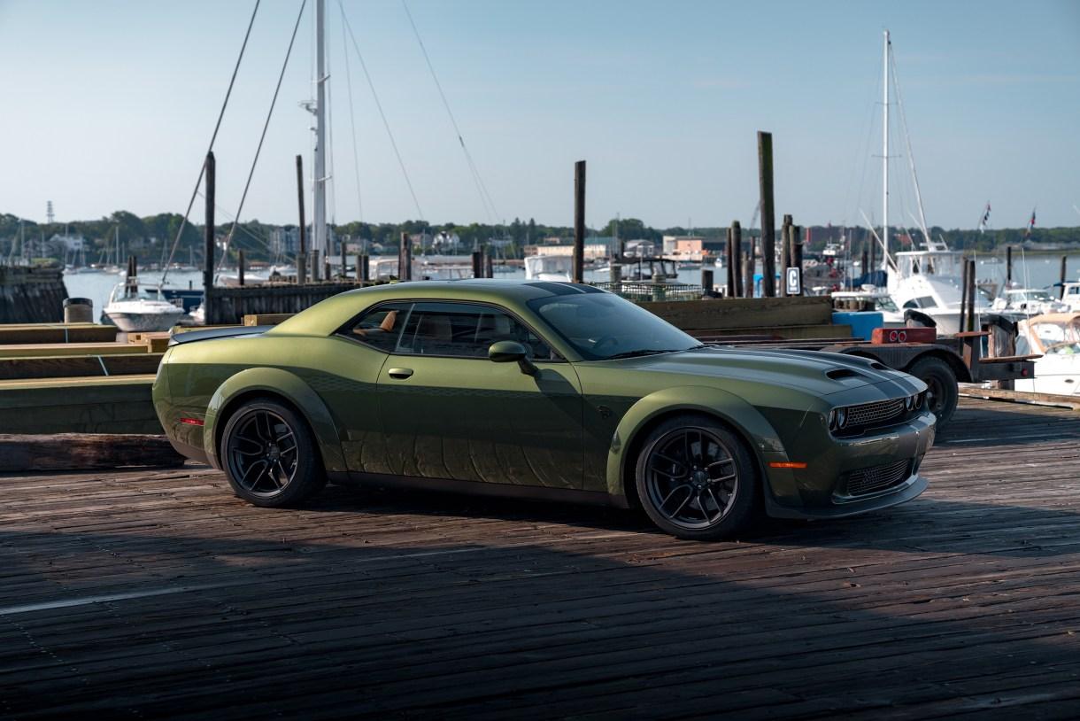 UPDATED: 2019 Dodge Challenger SRT HELLCAT Redeye Options